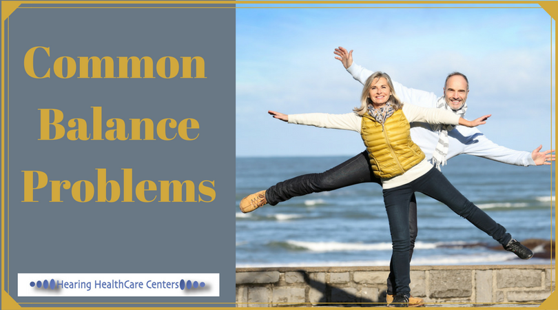 Common Balance Problems